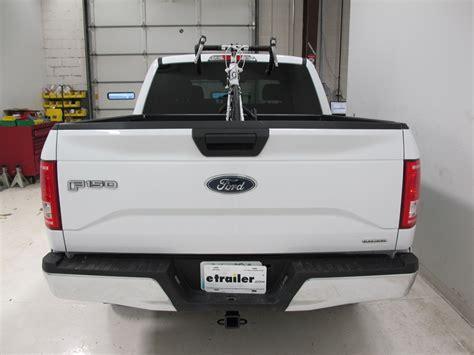 thule truck bed rack thule insta gater truck bed single bike rack thule truck