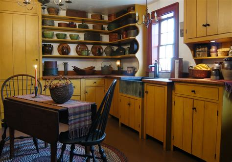 primitive kitchen decorating ideas a primitive place magazine