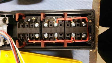 Kran Elektrik demag pk 2 nf auf neuen schalter dst 3 umr 228 sten mit notaus