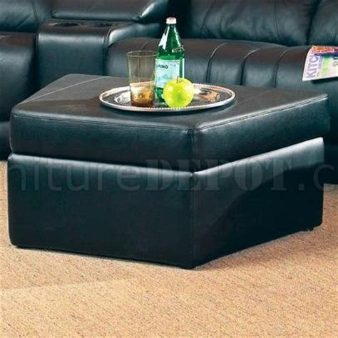 black bonded leather match modern home theater sectional sofa black bonded leather match modern home theater sectional sofa