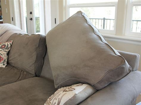 how to fluff couch pillows fluff and rotate sofa cushions homezada