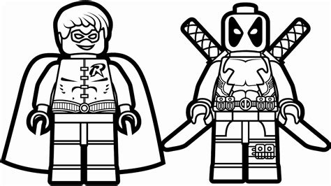 Coloring Page Lego by New Images Of Lego Marvel Coloring Pages At