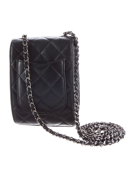 Quilted Crossbody Bags by Chanel 2016 Quilted Mini Crossbody Bag Handbags