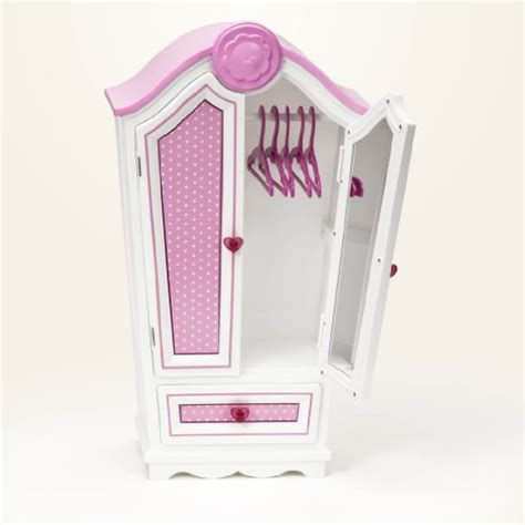 18 doll armoire our generation polka dot armoire for 18 quot dolls 78 98