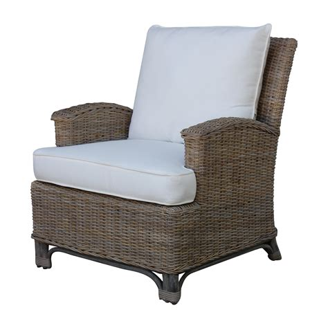 sunroom lounge panama jack sunroom exuma lounge chair with cushion