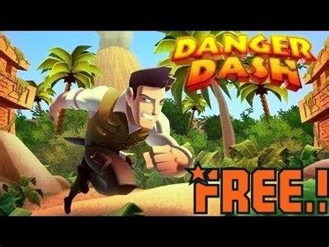 download mod game danger dash danger dash android game full free download gameplay youtube