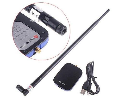 Antena Wifi Speedy Mocna Karta Usb Speed 2000mw Antena 12dbi Wifi Tir Yagi Pl