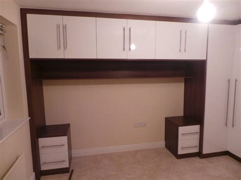Bed Wardrobe Unit beautiful the bed unit with matching wardrobe and bedsides modern wardrobe storage