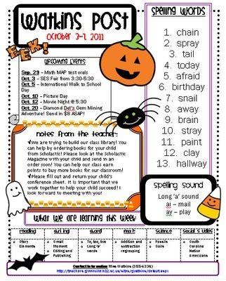 newsletter layout pinterest newsletter templates classroom pinterest