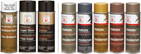 design master paint design master metallic spray paint michaels floral supply