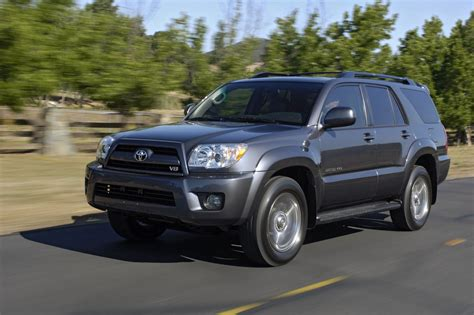 2006 Toyota 4runner Reviews 2006 Toyota 4runner Picture 94362 Car Review Top Speed
