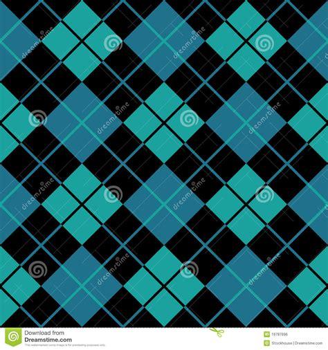 seamless argyle pattern argyle blue seamless background royalty free stock image