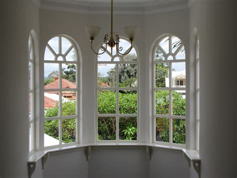 curved windows well liked white polished arched windows timber frames
