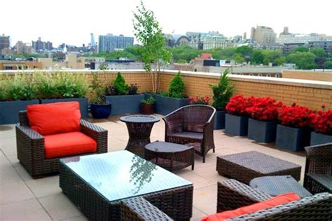 new york rooftop gardens landscaping network