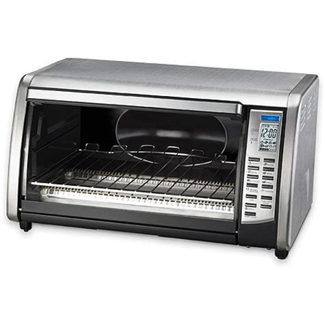 Black And Decker Toaster Oven Sale Black And Decker Digital Advantage Toaster Oven Walmart