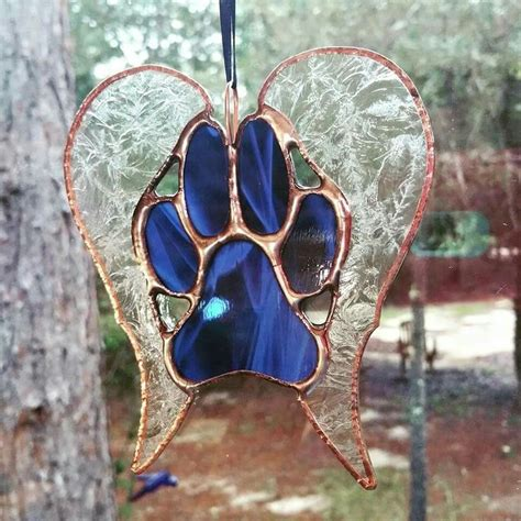 stained glass cat 96 best stained glass dogs images on pinterest stained