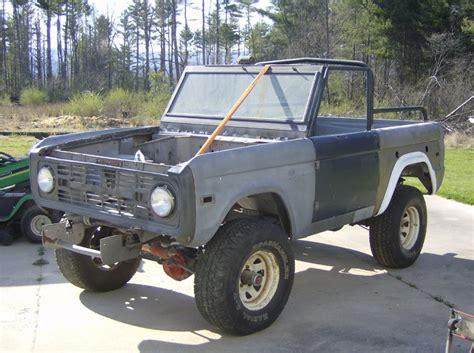 baja bronco 1975 ford baja bronco