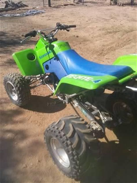 Kawasaki Tecate 4 For Sale by And Fast 1987 Tecate 4 For Sale On 2040 Motos