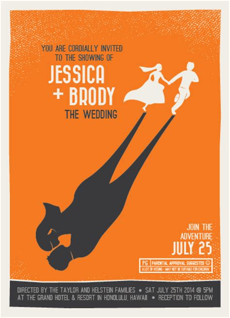 poster themed wedding invitations wedding invitations retro poster at minted