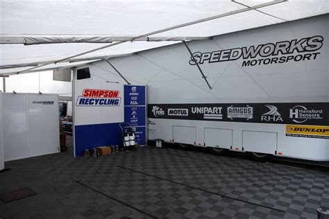 race trailer awning racecarsdirect com hopkins race trailer and awning 4 cars