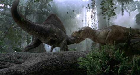 jurassic park operation genesis t rex vs spinosaurus www