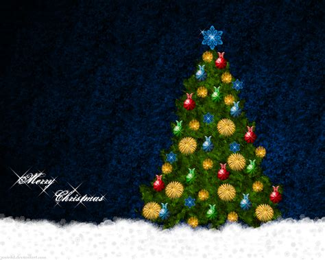 merry christmas tree wallpaper tree wallpaper by gosiekd on deviantart
