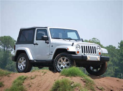 Jeep Wrangler Icon Edition 2011 Jeep Wrangler 70th Anniversary Edition Road Test And