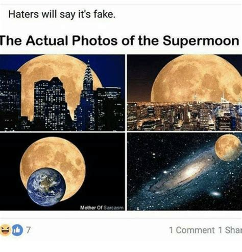 Kaos Haters Gonna 9gag Meme Seven 25 best memes about supermoon supermoon memes
