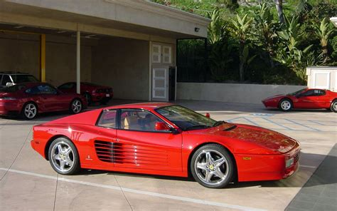classic ferrari testarossa old and beautiful ferrari car pictures and wallpapers