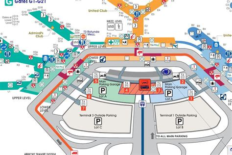 ord airport map where to eat at o hare international airport ord eater
