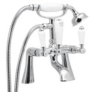 lancaster traditional bath shower mixer with shower kit at victorian bath shower mixer