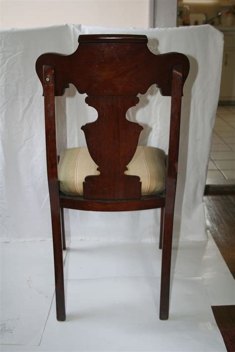 paine furniture set of mahogany chairs paine furniture co