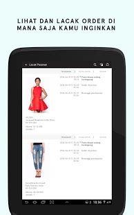 tujuan layout supermarket zalora toko fashion online apl android di google play