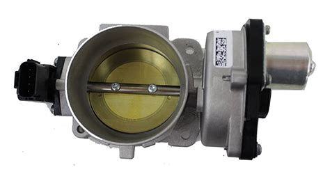 ford throttle body assembly engine misfire