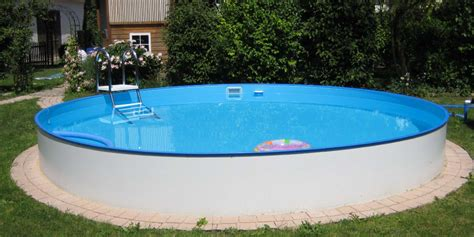 runder pool summer exklusiv becken