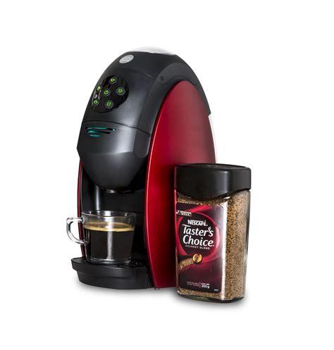 nescafe maquina de nescaf 233 taster s choice system te invita a despertar cada
