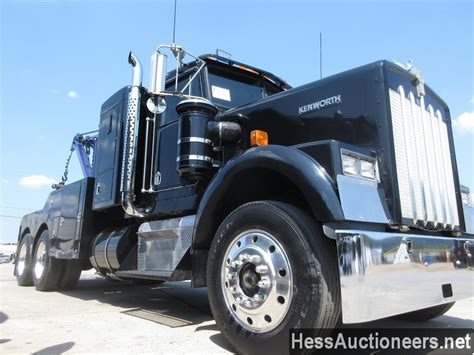 kenworth trucks for sale in pa used 1983 kenworth wrecker wrecker tow truck for sale in