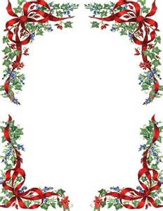 ivy and berries christmas letterhead geographics 8 5x11