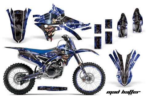 Yamaha 250 Sticker Kit by 2014 2017 Yz 250 450f Yamaha Motocross Graphic Sticker Kit