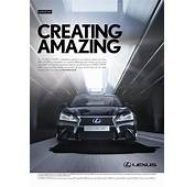 LEXUS RECRUITS CHIWETEL EJIOFOR TO VOICE NEW CREATING