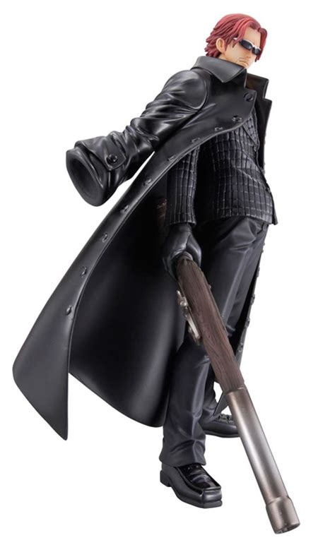 One Pop Excellent Model Hair Shanks Strong Edition haired shanks excellent model one strong edition 1 8 scale pre painted pvc figure