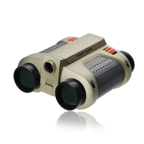 new 4 x 30mm surveillance scope vision binoculars with pop up l property room