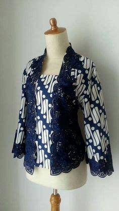 Dress Brokat Black Blazer Merah kebaya kutubaru see our collection at instagram xaverana