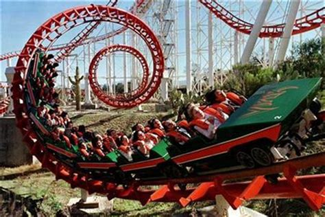 theme park news six flags to open theme parks in saudi arabia nbc news