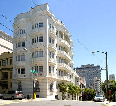 san francisco appartments san francisco landmark 106 chambord apartments