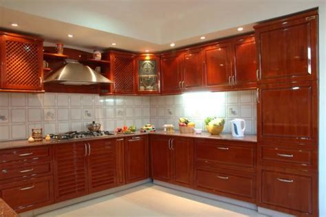 modular kitchen design kitchen design i shape india for
