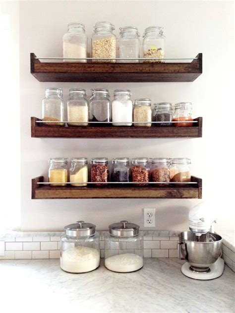 17 best ideas about wooden spice rack on