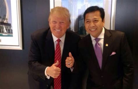 donald trump indonesia why hasn t quot trump pals around with muslims quot become a thing