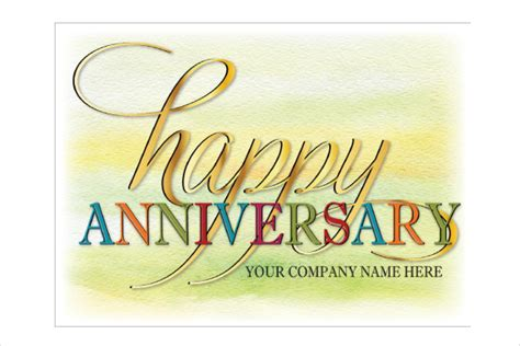 free editable printable anniversary cards 9 work anniversary cards free 100 images 9 work