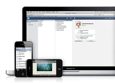 mobile me app apple mobileme idisk app now for